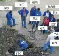 做seo辛苦吗?seo是个苦逼的工作吗?