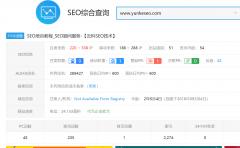 云科seo网(www.yunkeseo.com)为什么权重暴跌,云科seo网排名下降的原因